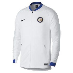 Giacca da calcio Inter Anthem - Uomo - Bianco