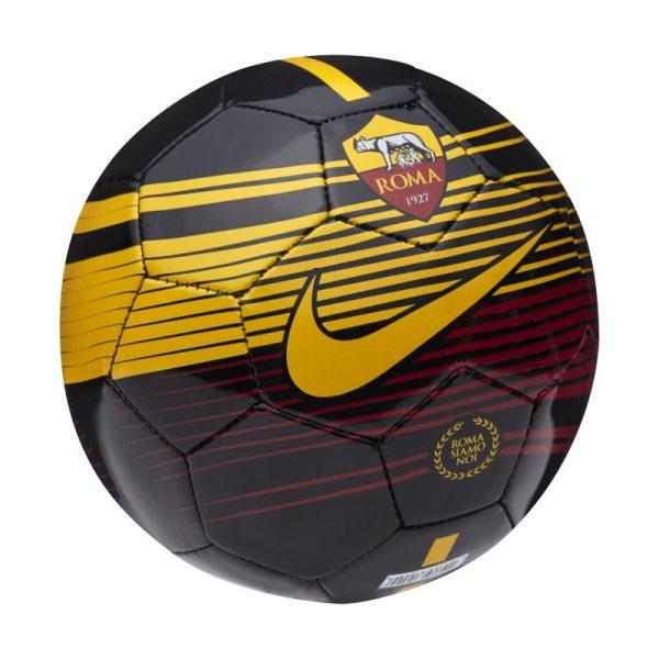 Pallone da calcio A.S. Roma Skills - Nero