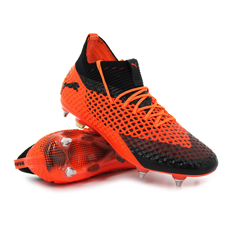 Puma - Future 2.1 Netfit SG Shocking Orange Uprising Pack