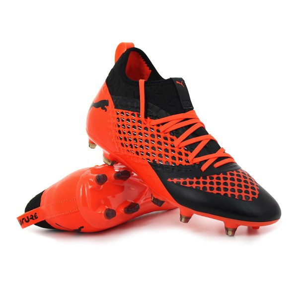 Puma - Future 2.3 Netfit FG/AG Shocking Orange Uprising Pack
