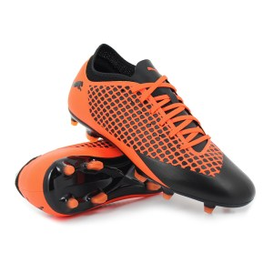 Puma - Future 2.4 FG/AG Shocking Orange Uprising Pack