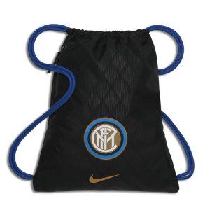Sacca da calcio FC Internazionale Stadium - Nero