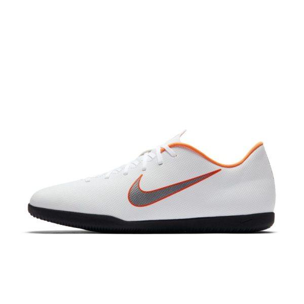 Scarpa da calcio per campi indoor Nike MercurialX Vapor XII Club IC - Bianco