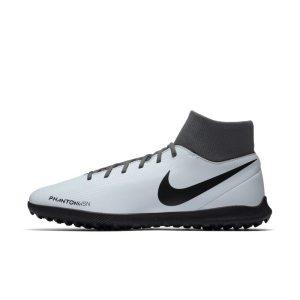 Scarpa da calcio per erba sintetica Nike Phantom Vision Club Dynamic Fit - Silver