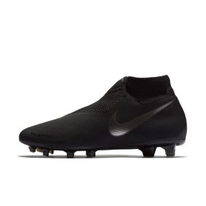 Scarpa da calcio per terreni duri Nike Phantom Vision Pro Dynamic Fit - Nero