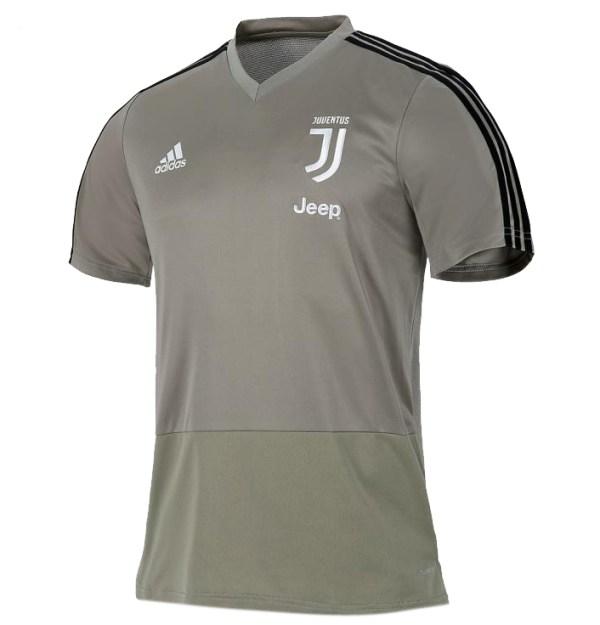 adidas - Juventus Maglia Allenamento Ufficiale 2018-19