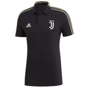 adidas - Juventus Polo Ufficiale 2018-19 Nera