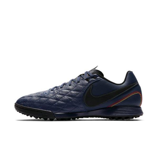Scarpa da calcio per erba sintetica Nike TiempoX Ligera IV 10R TF - Blu
