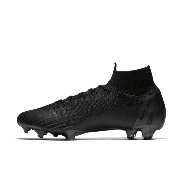 Scarpa da calcio per terreni duri Nike Mercurial Superfly 360 Elite - Nero