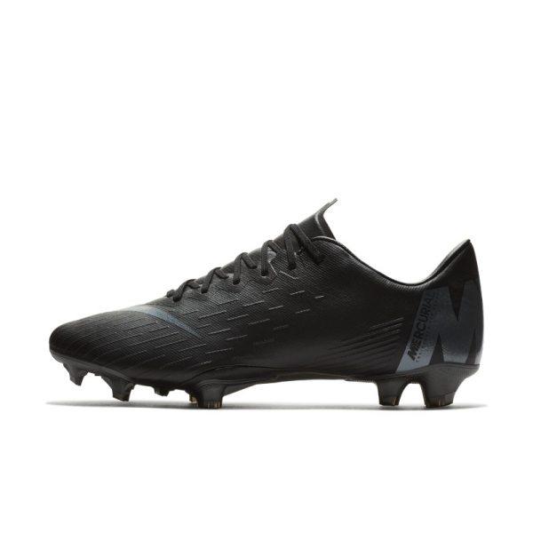 Scarpa da calcio per terreni duri Nike Mercurial Vapor XII Pro - Nero