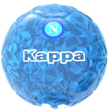Kappa - Napoli Pallone Ufficiale 2018-19