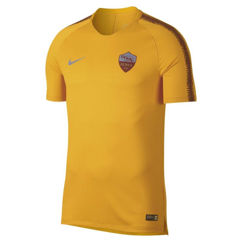 Maglia da calcio A.S. Roma Breathe Squad - Uomo - Gold