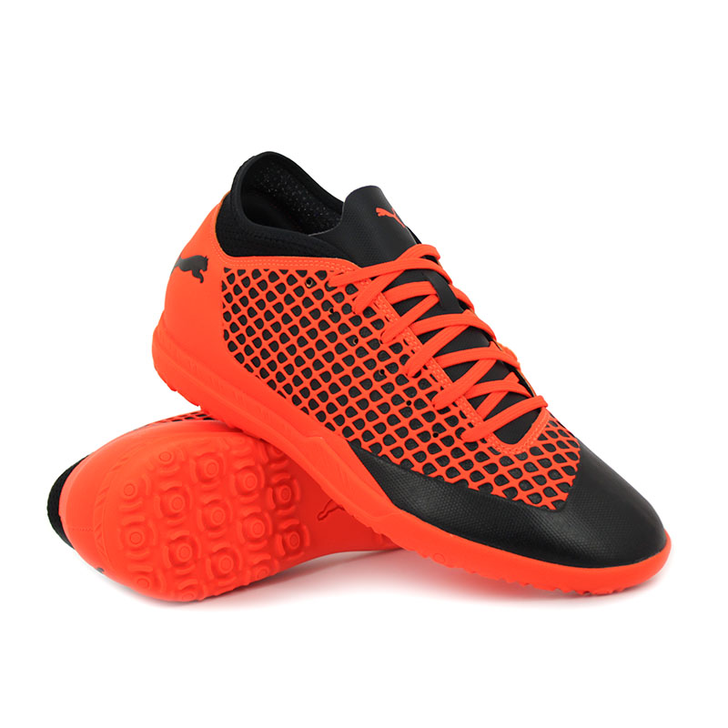 Puma - Future 2.4 TT Shocking Orange Uprising Pack