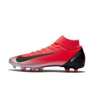 Scarpa da calcio multiterreno Nike Mercurial Superfly VI Academy CR7 MG - Red