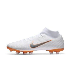 Scarpa da calcio multiterreno Nike Mercurial Superfly VI Academy MG Just Do It - Bianco