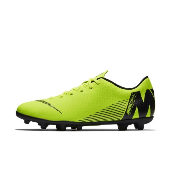 Scarpa da calcio multiterreno Nike Mercurial Vapor XII Club - Giallo