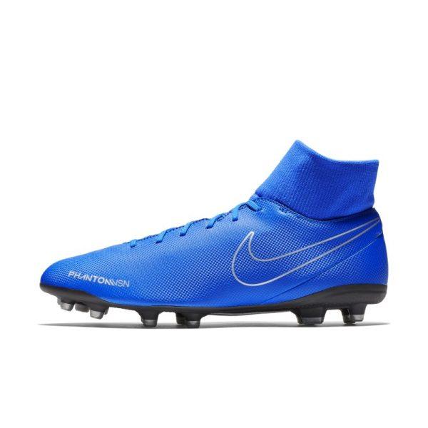 Scarpa da calcio multiterreno Nike Phantom Vision Club Dynamic Fit - Blu