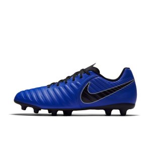 Scarpa da calcio multiterreno Nike Tiempo Legend VII Club - Blu