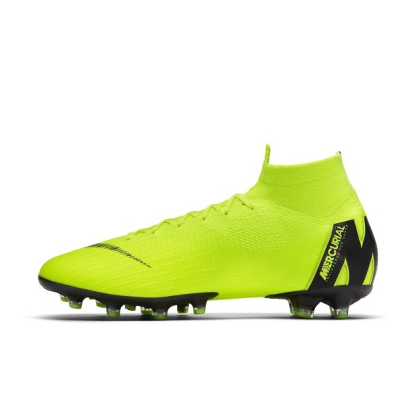 Scarpa da calcio per erba artificiale Nike Mercurial Superfly 360 Elite AG-PRO - Giallo