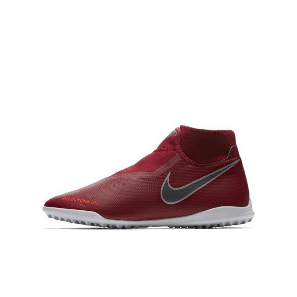 Scarpa da calcio per erba sintetica Nike Phantom Vision Academy Dynamic Fit - Red