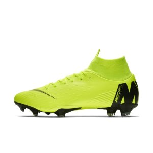Scarpa da calcio per terreni duri Nike Mercurial Superfly VI Pro - Giallo