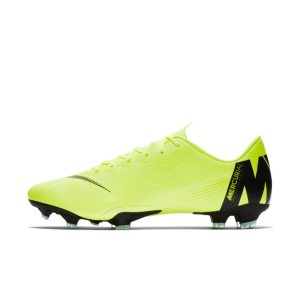 Scarpa da calcio per terreni duri Nike Mercurial Vapor XII Pro - Giallo