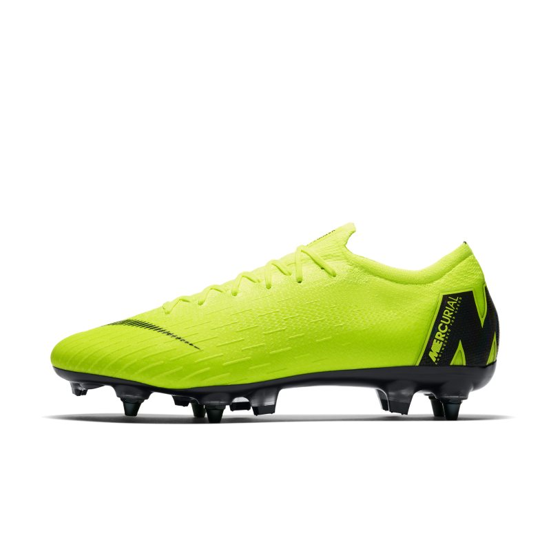 Scarpa da calcio per terreni duri nike mercurial superfly 360 elite giallo nike verdi pelle