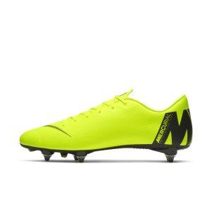Scarpa da calcio per terreni morbidi Nike Mercurial Vapor XII Academy SG-PRO - Giallo