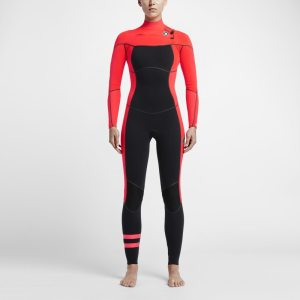 Muta intera Hurley Phantom 202 - Donna - Red