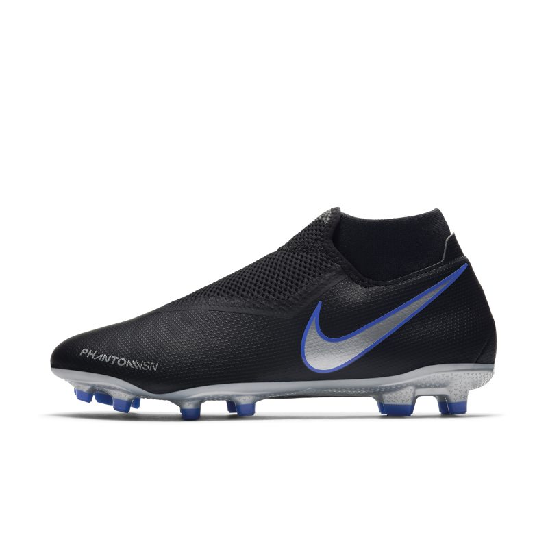 Scarpa da calcio multiterreno Nike Phantom Vision Academy Dynamic Fit MG - Nero