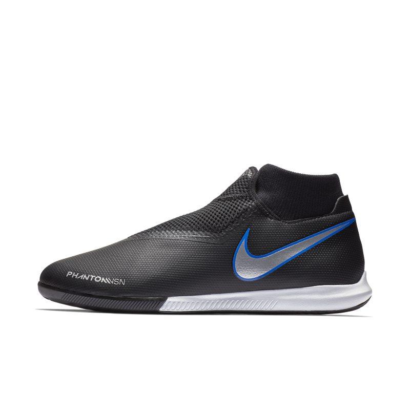 Scarpa da calcio per campo indoor/cemento Nike Phantom Vision Academy Dynamic Fit - Nero