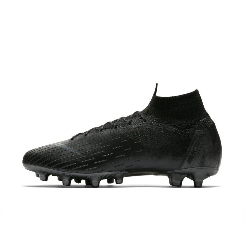 Scarpa da calcio per erba artificiale Nike Mercurial Superfly 360 Elite AG-PRO - Nero