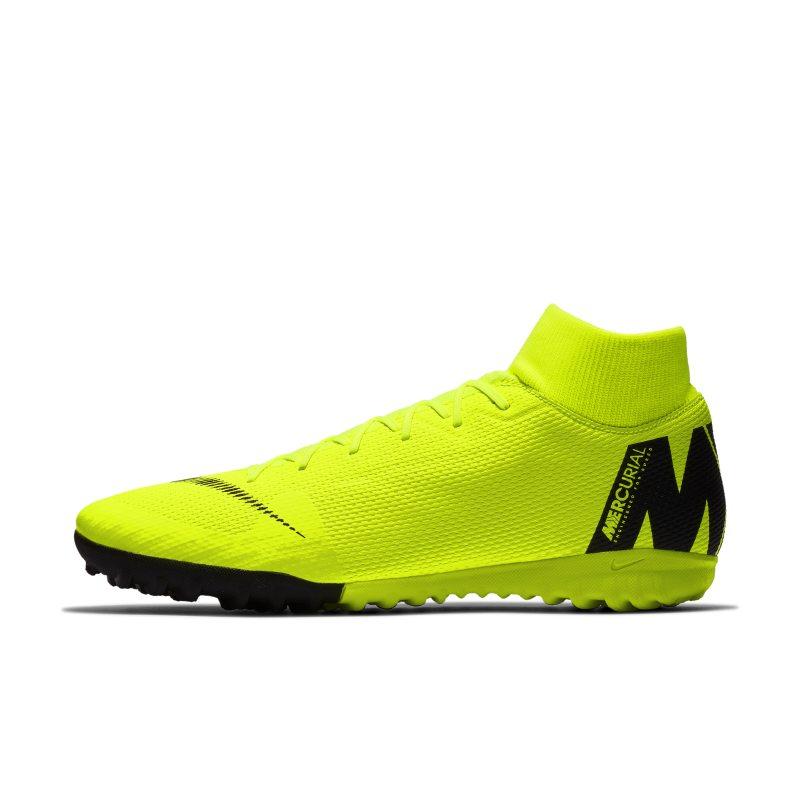 Scarpa da calcio per erba artificiale/sintetica Nike MercurialX Superfly VI Academy - Giallo