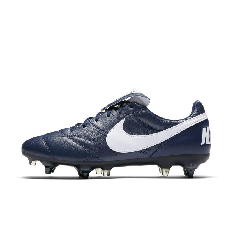 Scarpa da calcio per terreni morbidi Nike Premier II Anti-Clog Traction SG-PRO - Blu