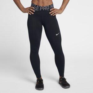 Tights da training a vita alta Nike Pro Intertwist - Donna - Nero