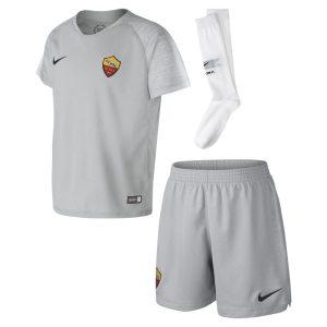 Divisa da calcio 2018/19 A.S. Roma Stadium Away - Bambini - Grigio