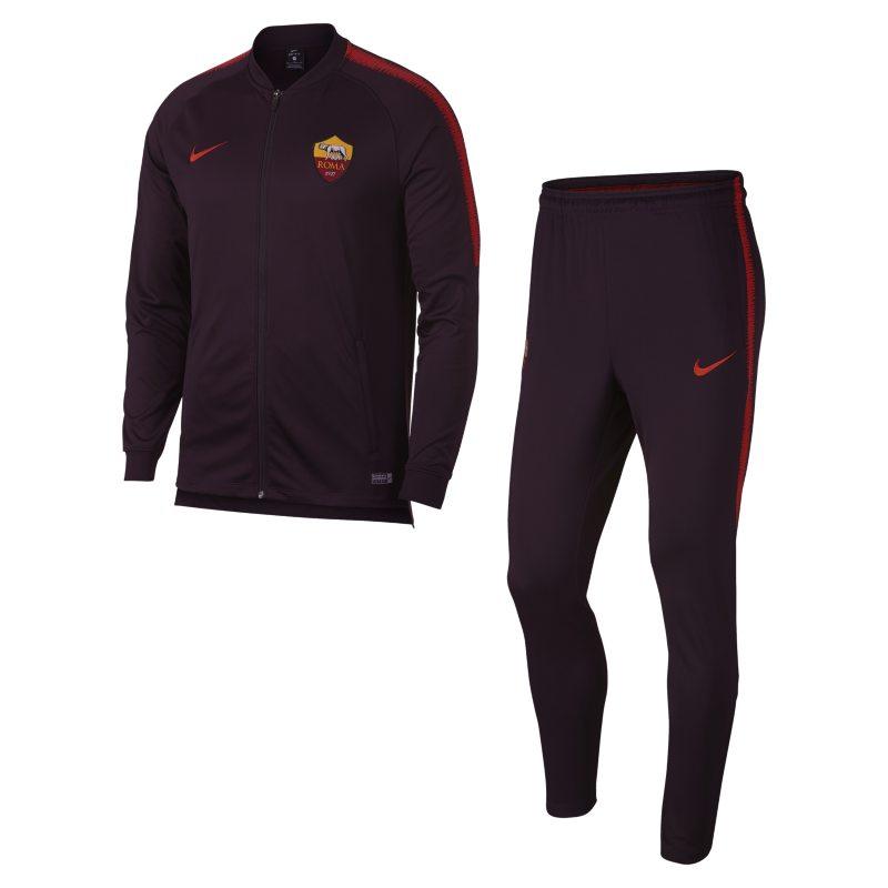 Tuta da calcio A.S. Roma Dri-FIT Squad - Uomo - Nero