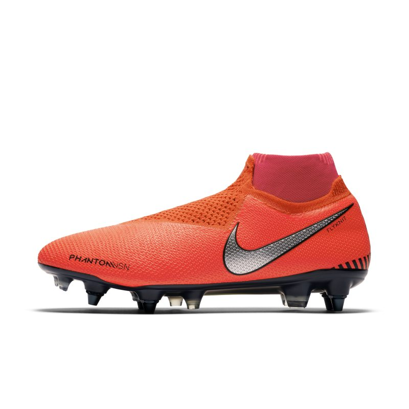 Scarpa da calcio Nike Phantom Vision Elite Dynamic Fit Anti-Clog SG-PRO - Red