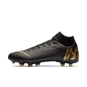 Scarpa da calcio multiterreno Nike Mercurial Superfly 6 Academy MG - Nero