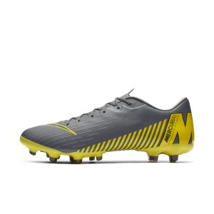 Scarpa da calcio multiterreno Nike Vapor 12 Academy MG - Grigio