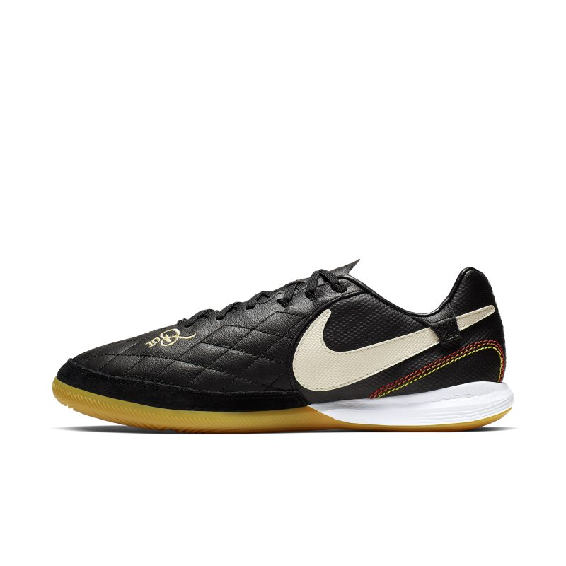 Scarpa da calcio per campi indoor Nike TiempoX Lunar Legend VII Pro 10R - Nero