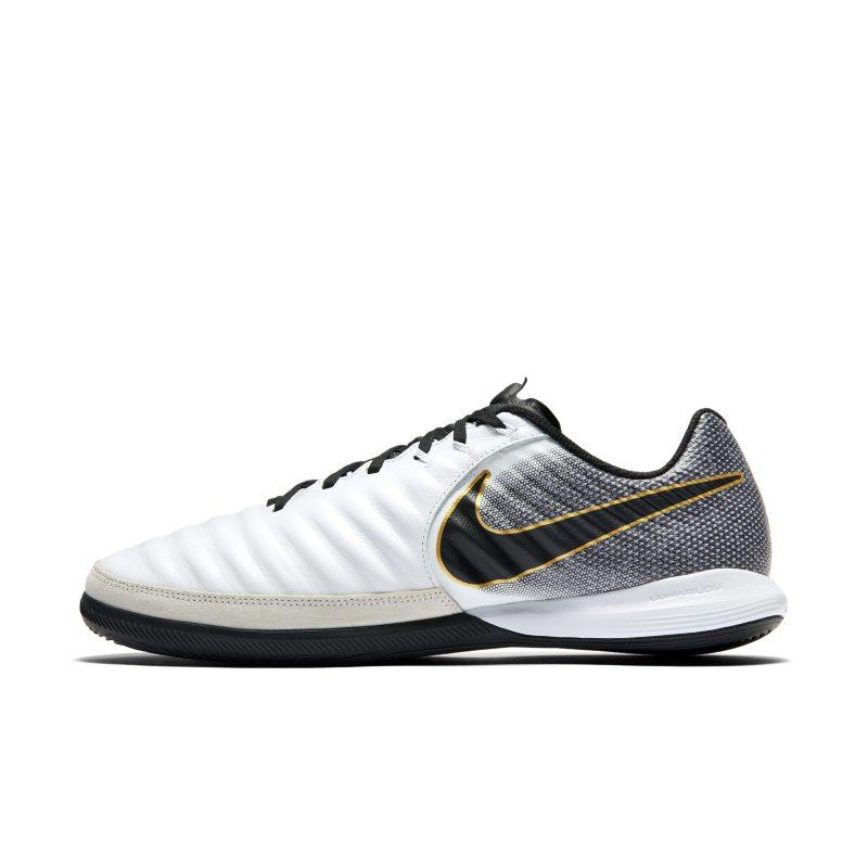Scarpa da calcio per campo indoor Nike TiempoX Lunar Legend VII Pro - Bianco