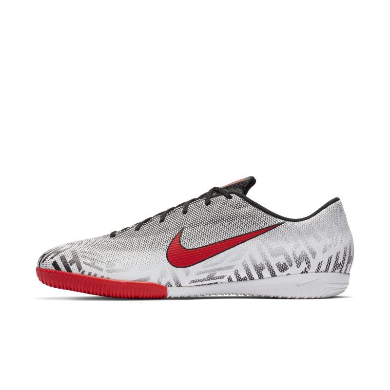 Scarpa da calcio per campo indoor/cemento Nike Mercurial Vapor XII Academy Neymar Jr - Bianco