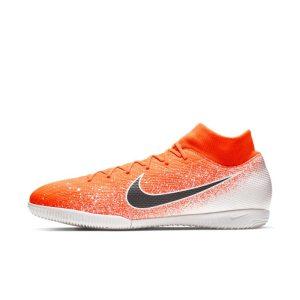 Scarpa da calcio per campo indoor/cemento Nike SuperflyX 6 Academy IC - Arancione