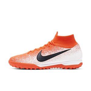 Scarpa da calcio per erba artificiale/sintetica Nike SuperflyX 6 Elite TF - Arancione
