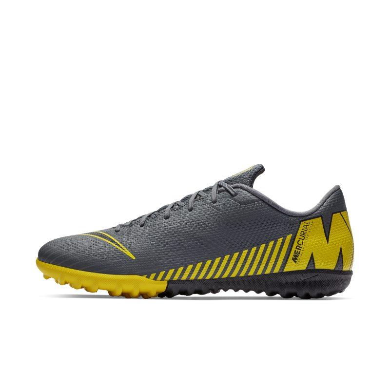 Scarpa da calcio per erba artificiale/sintetica Nike VaporX 12 Academy TF - Grigio