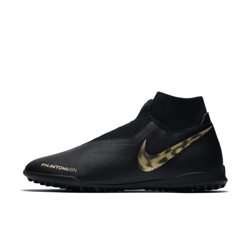Scarpa da calcio per erba sintetica Nike Phantom Vision Academy Dynamic Fit - Nero