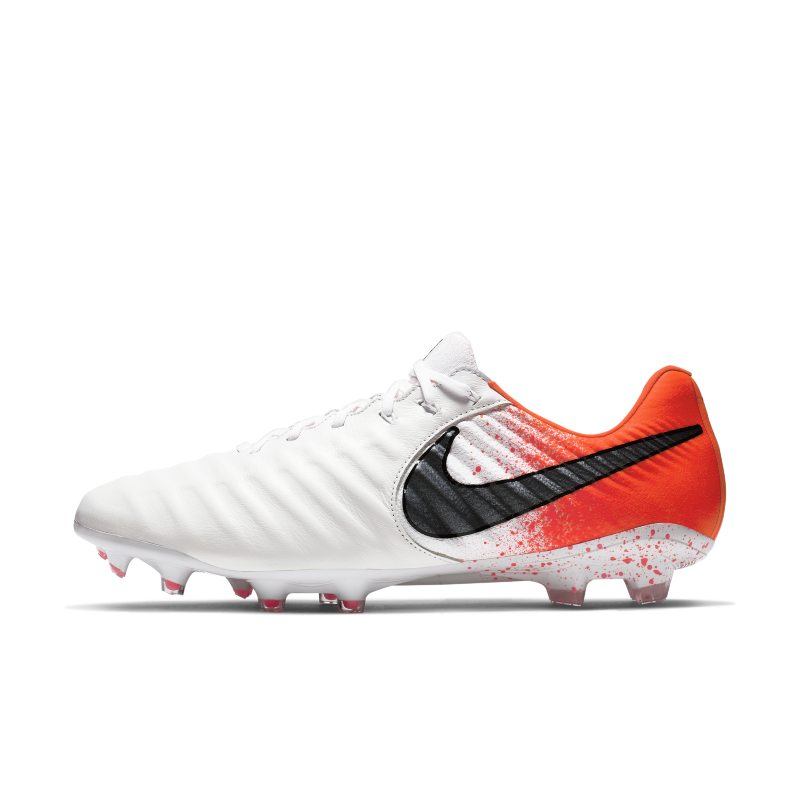 Scarpa da calcio per terreni duri Nike Legend 7 Elite FG - Bianco