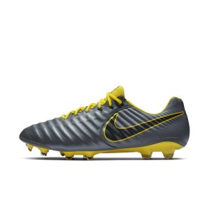 Scarpa da calcio per terreni duri Nike Legend 7 Elite FG Game Over - Grigio