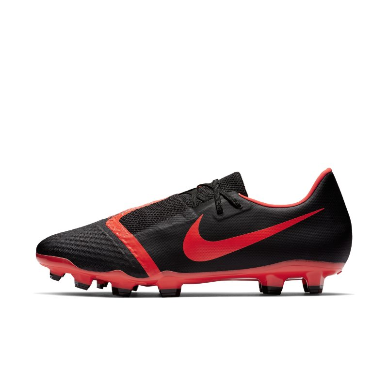 Scarpa da calcio per terreni duri Nike Phantom Venom Academy FG - Nero